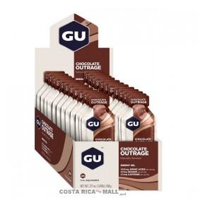 GEL ENERGETICO CHOCOLATE OUTRAGE GU
