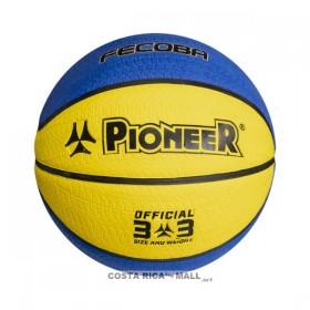 BALON PARA BASKETBALL 3x3 310-6635 PIONEER