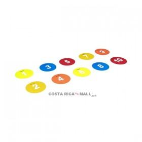 SET DE 10 CIRCULOS DE MARCA 380-6694 PIONEER