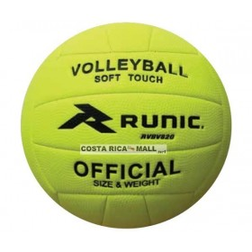 BALON PARA VOLLEYBALL PEBBLE RVBV810  RUNIC