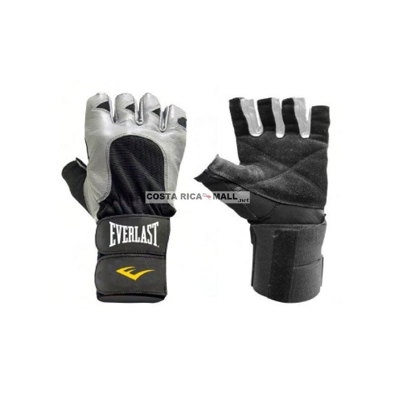 GUANTE  PESAS TOTAL STRENGTH EVERLAST