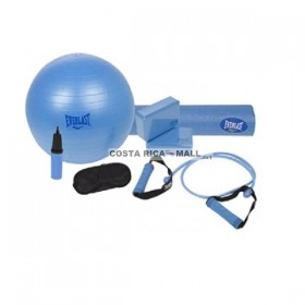 SET COMPLETO YOGA-PILATES EVERLAST