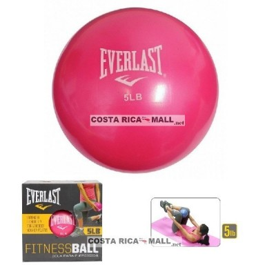 BOLA PARA FITNESS 5LBS EVFB1S05 EVERLAST