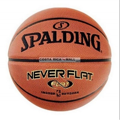 BALON PARA BASKETBALL NEVERFLAT SPA74096ZP SPALDING