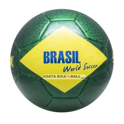 BALON DE FUTBOL BRASIL n1 372-8049 PIONEER