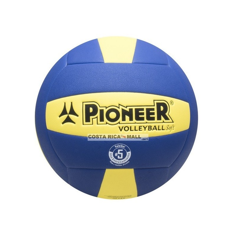 BALON PARA VOLLEYBALL SOFT ZG-1591 PIONEER