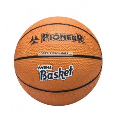 BALON PARA MINI BASKETBALL RUBBER 317-3163 PIONEER