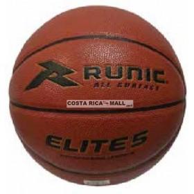 BALON PARA BASKETBALL ELITE N5 RK5KUH36 RUNIC