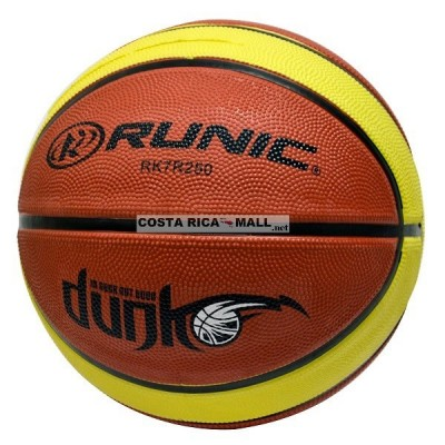 BALON BASKET 7 RUBBER RUNIC
