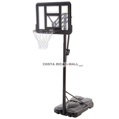 TABLERO PARA BASKETBALL CON POSTE SBA020