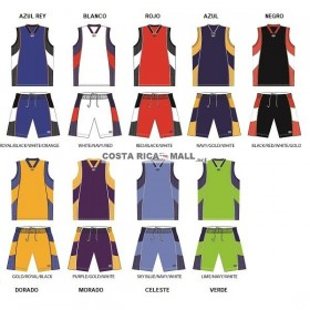 UNIFORME PARA BASKETBALL R714KD079 RUNIC