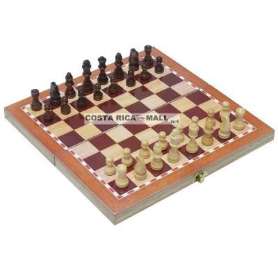 TABLERO DE AJEDREZ 3 EN 1 A3015
