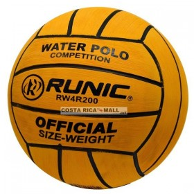 BALON PARA WATERPOLO COMPETITION RW4R200 RUNIC