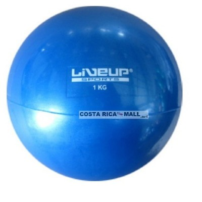 BOLA PARA FITNESS (SOFT WEIGHT) LS3001-1 LIVEUP