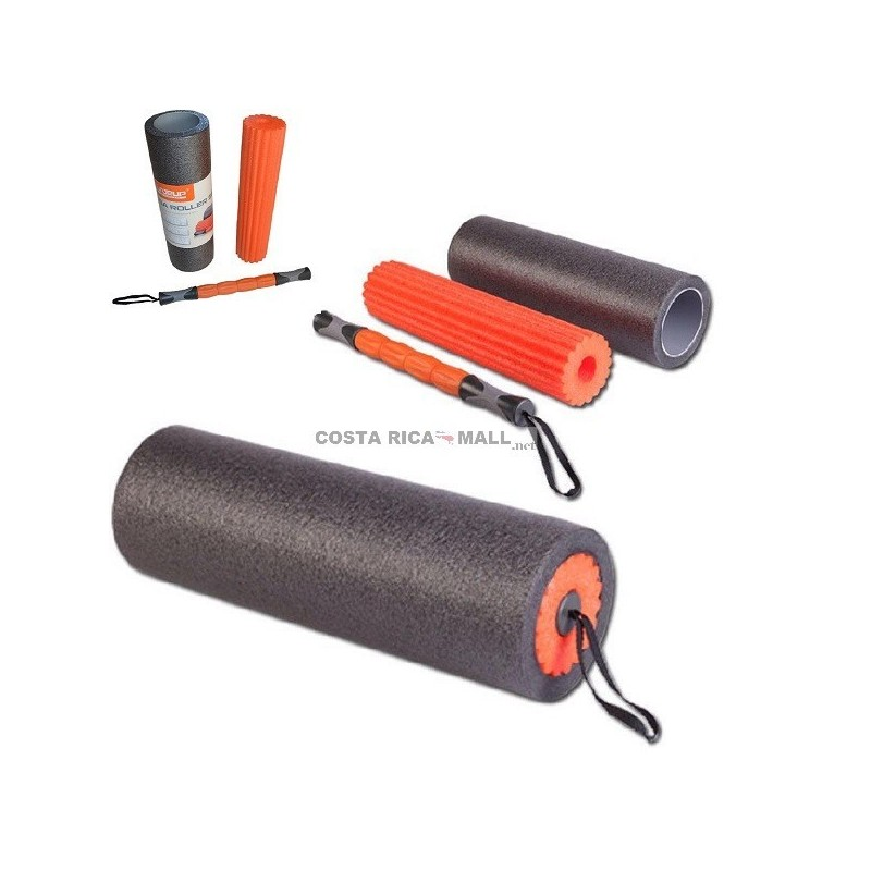 SET DE YOGA FOAM LS3765 LIVEUP