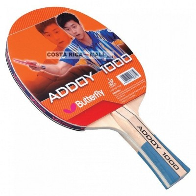 RAQUETA PING PONG ADDOY BUTTERFLY