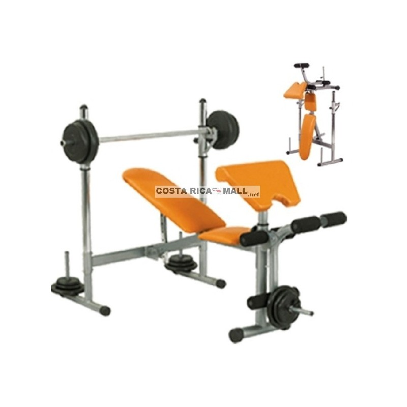 BENCH W/O PLATES EXCEL