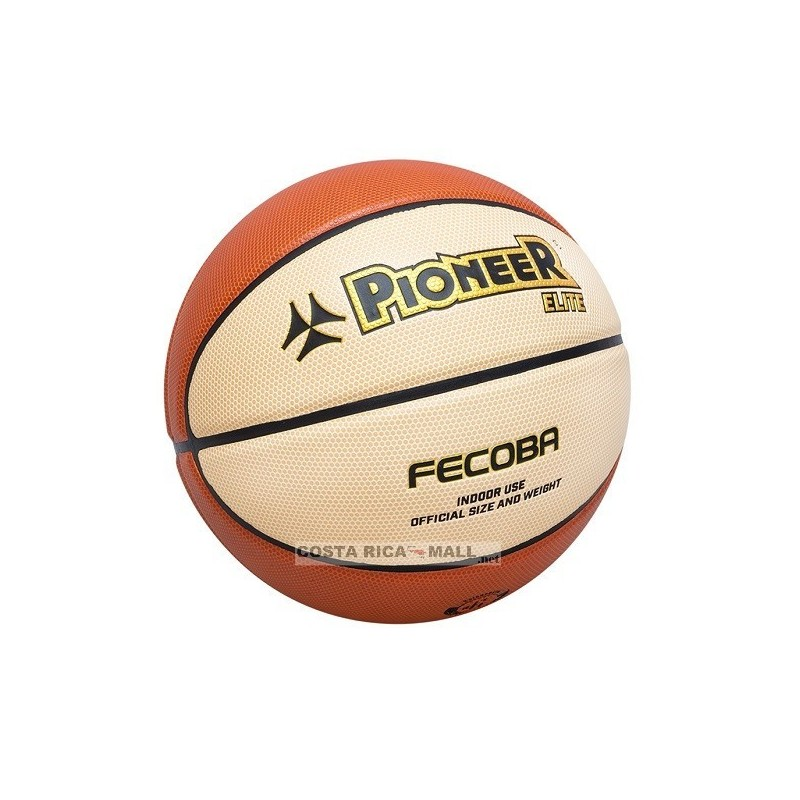 BALON PARA BASKETBALL ELITE N7 372-8924 PIONEER