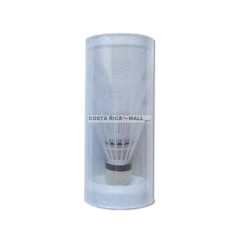 VOLANTE PARA BADMINTON PLASTICO 3 PCS 2710-3