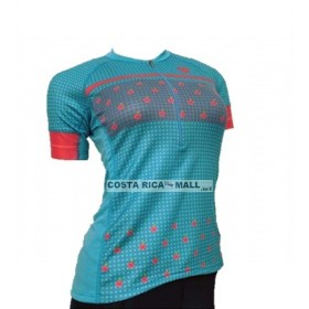 BIKE JERSEY PRO PR MUJER 11122TR PHYSICAL ZONE