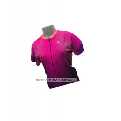 BIKE JERSEY URBAN MUJER 11122UF PHYSICAL ZONE