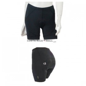SHORT PARA CICLISMO MUJER ULTIMATE PZ11051BK PHYSICAL ZONE