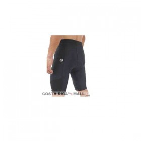 SHORT PARA CICLISMO HOMBRE EXTREME PZ11040BK PHYSICAL ZONE