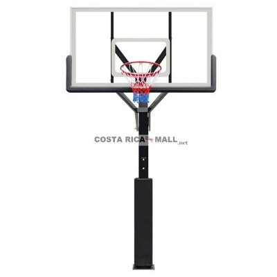 TABLERO PARA BASKETBAL CON POSTE 180X105 SBA029