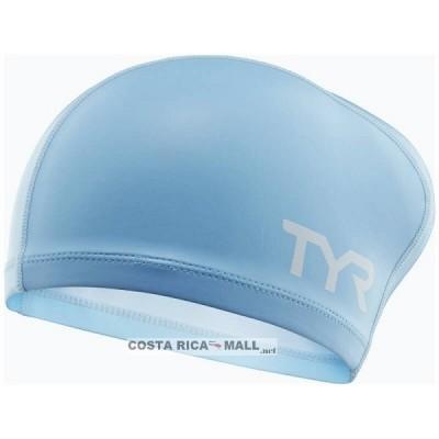 GORRA DE NATACION COMFORT LONG HAIR SILICONE LSCCAPLH450 TYR