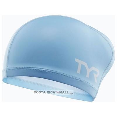 GORRA DE NATACION COMFORT LONG HAIR JUNIOR SILICONE LSCCLHJR450 TYR