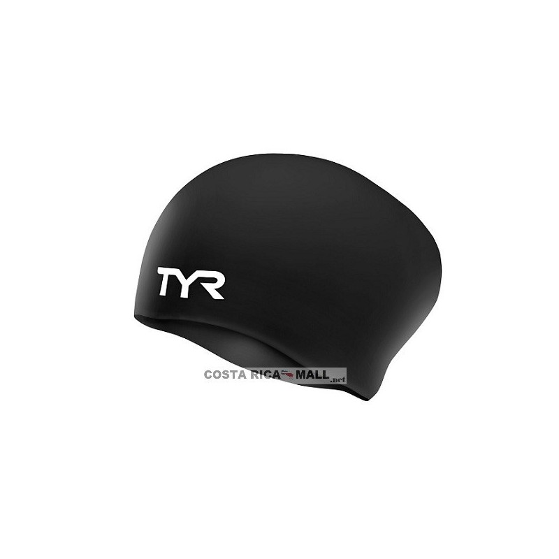 GORRA DE NATACION SILICONE YOUTH LONG HAIR LCSJRL001 TYR